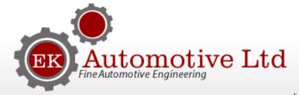 ek automotive logo