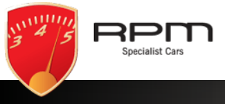 RPM garage logo