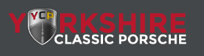 classic porsche logo